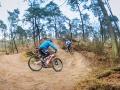 Mountainbikeroute Leersum